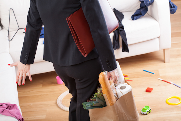 Top 7 cleaning tips for parents