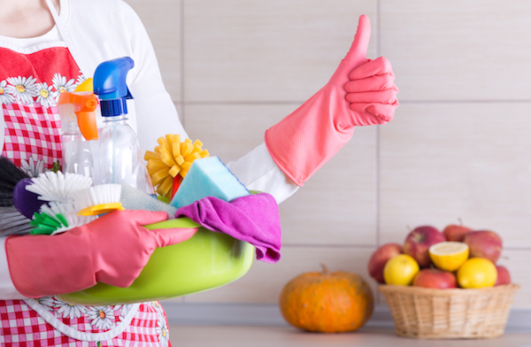 Hiring a Cleaning Service is Guilt-Free