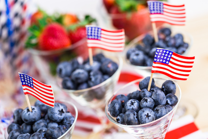 healthy fourth of july recipe